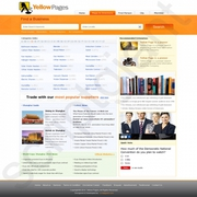 Yellow Pages/Business Directory Script